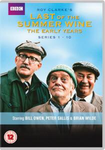 Last of the Summer Wine - Seasons 1-10