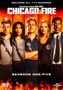 Chicago Fire - Season 1-5