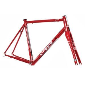 Kinesis Racelight Aithein Evo Frameset - Candy Red
