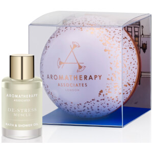 Aromatherapy Associates Precious De-Stress Time Gift (Worth $20)