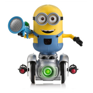 Robot Turbo Dave Les Minions -WowWee