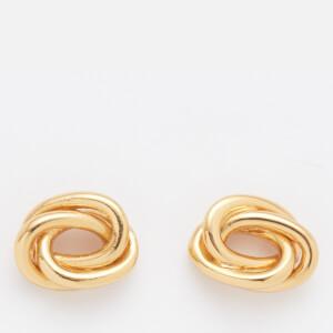 Olivia Burton Women's Forget Me Not Stud Earrings - Gold