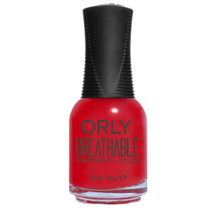 Vernis à Ongles Breathable Soin + Couleur Love My Nail ORLY 18 ml