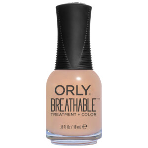 ORLY Nourishing Nude Breathable Nail Varnish 18ml