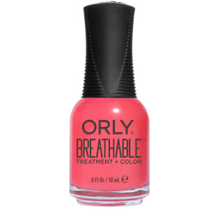Verniz e Tratamento Breathable da ORLY 18 ml - Nail Superfood
