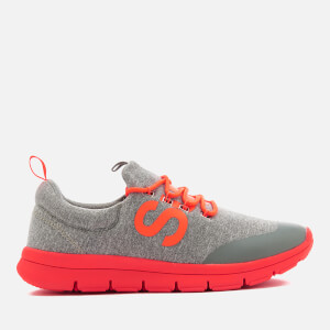 Superdry Women's Scuba Storm Runners - Snow Grey Grit