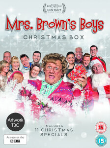 Mrs. Brown's Boys - Christmas Box