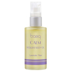 Basq Calm Resilient Body Oil