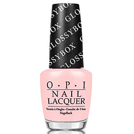 OPI Nail Lacquer - Pink Outside the GLOSSYBOX