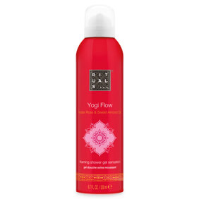 Rituals Foaming Shower Gel Sensation - Yogi Flow
