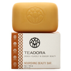 Teadora Nourishing Beauty Bar - Rainforest at Dawn