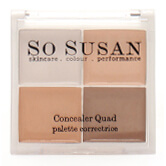 So Susan Cosmetics Concealer Quad