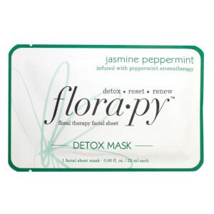 Florapy Detox Mask - Jasmine Peppermint