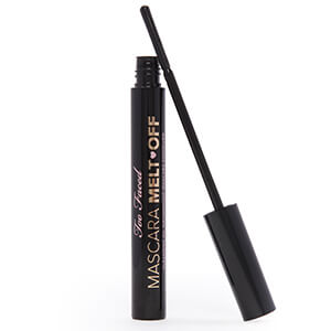 Too Faced Cosmetics Melt Off Mascara