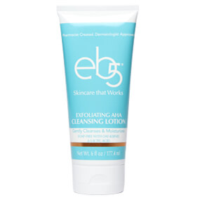 eb5 Skincare AHA Cleansing Lotion