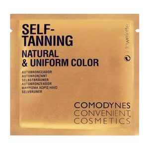 Comodynes Lingettes Self-Tanning Natural & Uniform Color