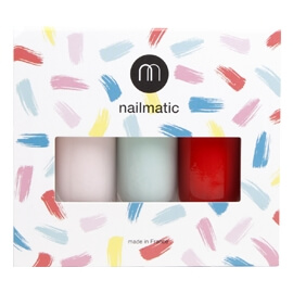 nailmatic Coffret 3 vernis à ongles