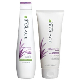Matrix Shampooing & après-shampooing HYDRASOURCE