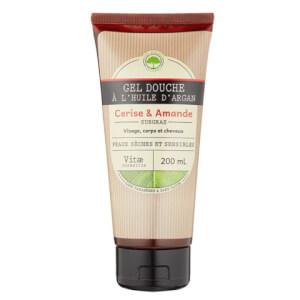 Vitae Cosmetics Gel douche surgras à l'huile d'Argan