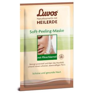Luvos® Naturkosmetik Soft-Peeling-Maske