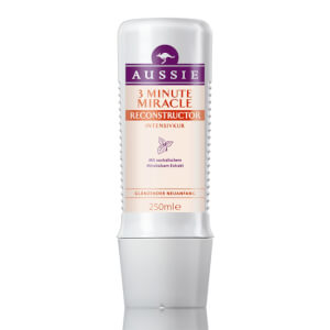 Aussie Hair Care 3 MINUTE MIRACLE RECONSTRUCTOR