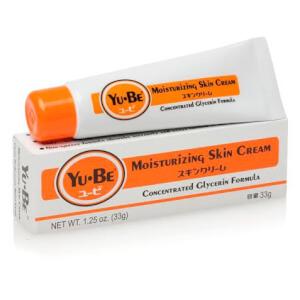 Yu-Be Moisturizing Skin Cream from Japan