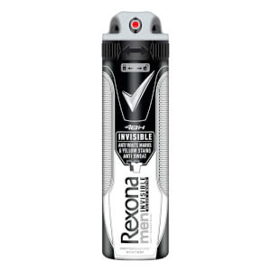 Rexona Invisible Black + White