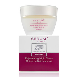 Boots Laboratories SERUM7 LIFT Anti-Falten Nachtcreme