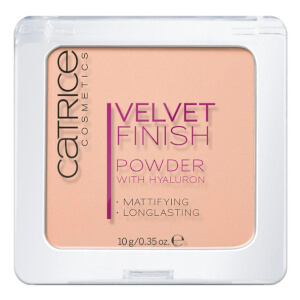 Catrice Cosmetics Velvet Finish Powder With Hyaluron