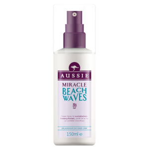 Aussie Hair Care Miracle Beach Waves Spray