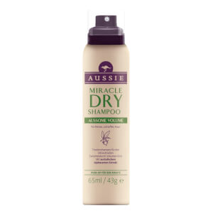 Aussie Hair Care Dry Shampoo Aussome Volume