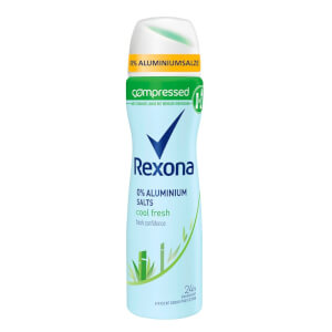 Rexona Shower Clean/Cool Fresh compressed Deodorant