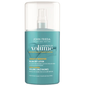 John Frieda Luxurious Volume Ansatz-Booster Blow Dry Lotion