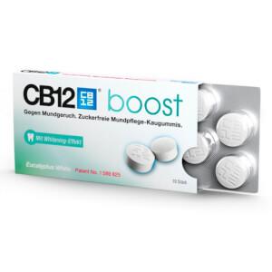 CB12 Eucalyptus White - Zuckerfreier Mundpflege-Kaugummi mit Whitening-Effekt