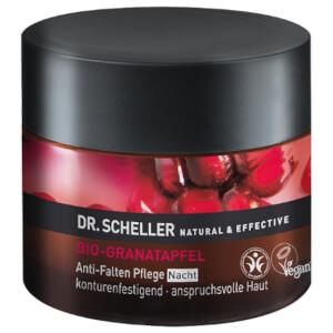 DR. SCHELLER NATURAL & EFFECTIVE Bio-Granatapfel Nachtpflege