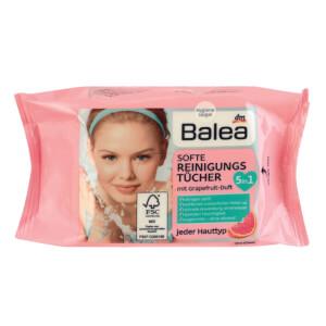 Balea Softe Reinigungstücher 5in1