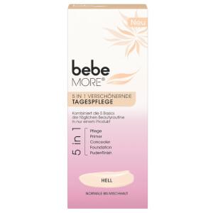bebe 5 in 1 Verschönernde Tagespflege (BB CREAM)