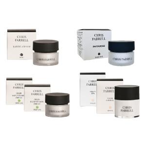 Chris Farrell Cosmetics Produktauswahl