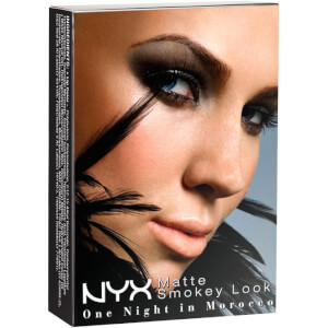 NYX Professional Makeup One Night in Morocco