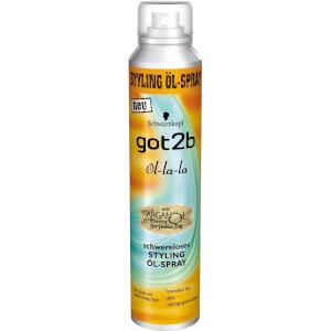 got2b Öl-la-la schwereloses Styling Öl-Spray