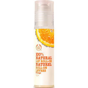 The Body Shop 100 % Natural Lip Roll-On Orange