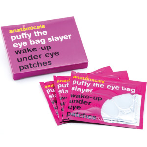 Anatomicals PUFFY THE EYEBAG SLAYER WAKE UP UNDER EYE PATCHES