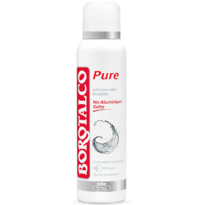 Borotalco PURE, Spray Deodorant
