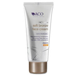 ACO Soft Bronze Face Cream