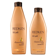 Redken Diamond Oil Shampoo + Conditioner