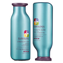 Pureology Strength Cure Shampoo & Conditioner