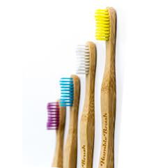 Humble Brush Bambu-tandborste