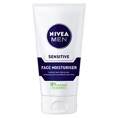 Sensitive Face Moisturiser