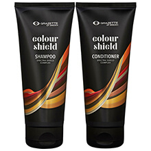 Grazette Colour Shield Shampoo & Conditioner