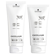 Schwarzkopf Professional BC Excellium Beautifying Shampoo + Beautifying Treatment